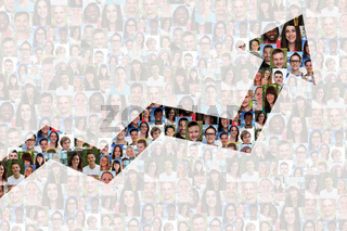 Erfolg Wirtschaft Wachstum erfolgreich Strategie Business Menschen