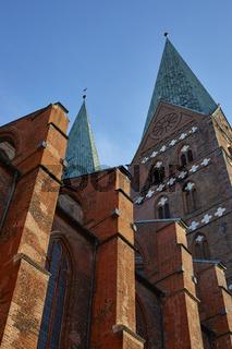 Lübeck, St. Marien