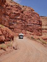 Wohnmobil-Abenteuer (offroad) im Wilden Westen der USA,Utah