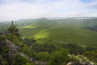 Valley the scenery is breathtaking, Lagonaki, Caucasus, Russia