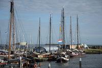 Hafen von Oudeschild, Texel