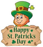 Happy St Patricks Day theme 4