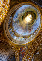 Basilica in city of Vatican