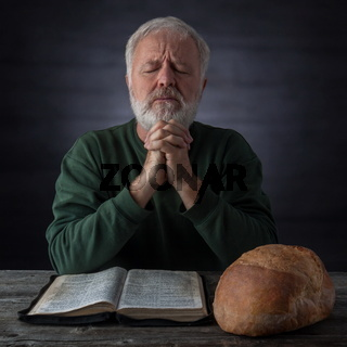 Thanksgiving prayer for spiritual and daily bread