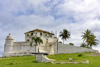 Monte Serrat fortress
