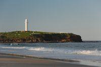 Wollongong Lighthouse, Flagstaff Hill Park