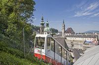 Festungsbahn in Salzburg