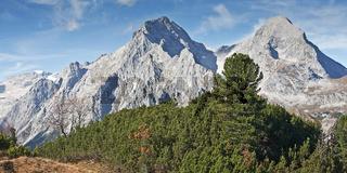 Alpspitze und Hochblassen / Bavarian mountains