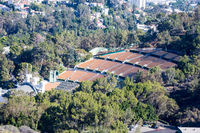 View over Hollywood Bowl