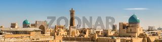 Panorama of Bukhara