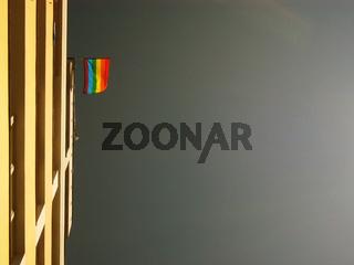 Regenbogenfahne