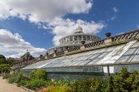 Botanical Garden in Copenhagen, Denmark
