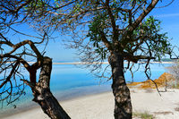 Pristine waters of Mallacoota Victoria Australia