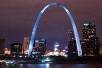 Gateway to the West St. Louis Arch Missouri Monument
