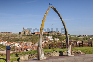 Whalebone Arch Whitby