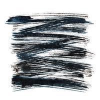 Black ink hatched square