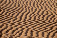 Background of sand dunes