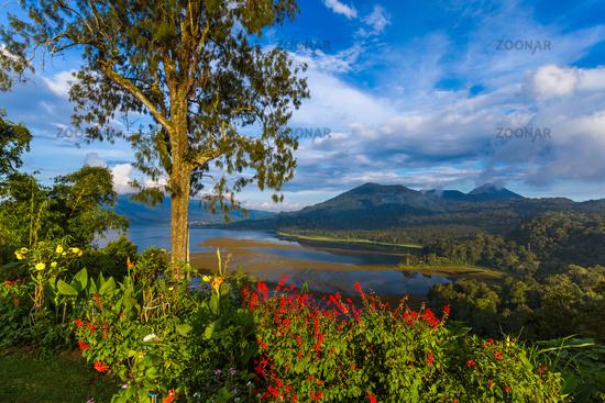 Lake Buyan - Bali Island Indonesia