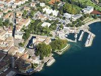 Riva am Gardasee in Italien