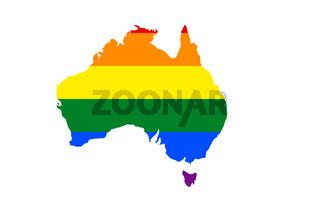 Australia Gay Pride State