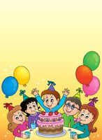 Kids party topic image 2
