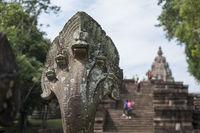 THAILAND BURIRAM KHMER TEMPLE PHANOM RUNG