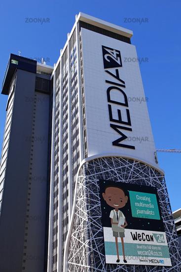 Media24 in Kapstadt, Südafrika, Media24, Cape Town, South Africa