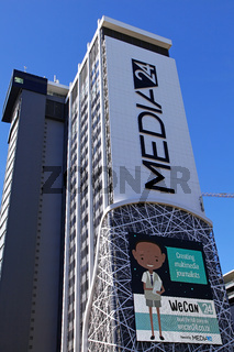 Media24 in Kapstadt, Südafrika, Media24, Cape Town, South Africa