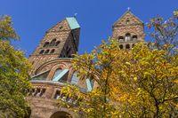 Erlöserkirche in Bad Homburg vor der Höhe, Deutschland