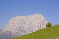 Langkofel in den Dolomiten