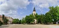 Kikinda town church
