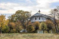 Alte Villa in Binz