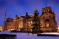 reichstag weihnachten berlin