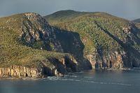 Cape Pillar, Tasmanian Landscape