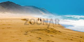 Strand iSimangaliso Wetland Park Südafrika