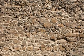 Alte Steinmauer als Textur Hintergrund