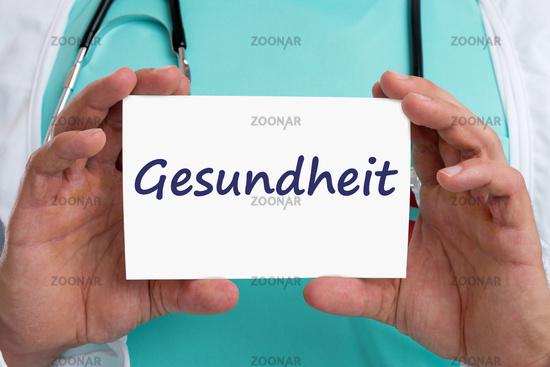 Gesundheit gesund Vorsorge krank Krankheit Arzt Doktor