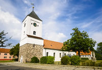 Stadtkirche Rhinow, Landkreis Havelland, Brandenburg, Deutschland