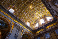 The Vatican inside