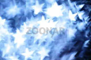 Stars bokeh