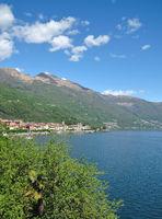 Urlaubsort Cannobio am Lago Maggiore,Piemont,Italien