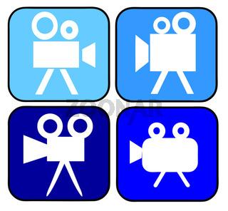kamera schilder