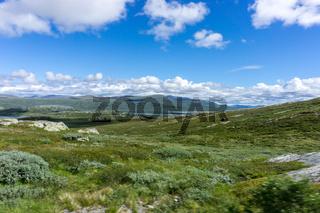 Landschaft in Jotunheimen-83