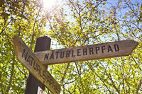 Educational nature trail Lobau Vienna