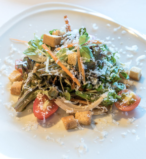 Italian ceasae salad