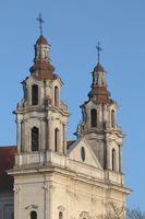 Vilnius cathedral detailk