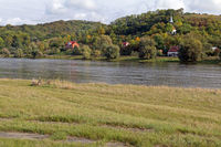 Niedersaathen im Nationalpark Unteres Odertal, Brandenburg