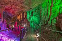 Sfendoni cave on Crete