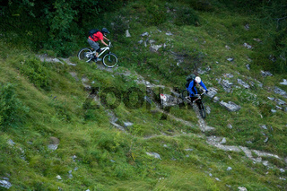 Freeride in Obernberg