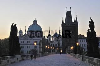 Prager Karlsbrücke, Charles Bridge Prague